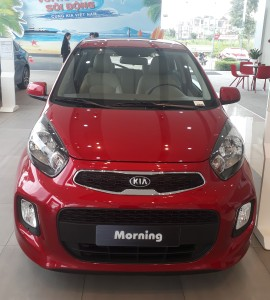 KIA MORNING 1.25  MT