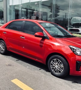 KIA SOLUTO AT LUXURY